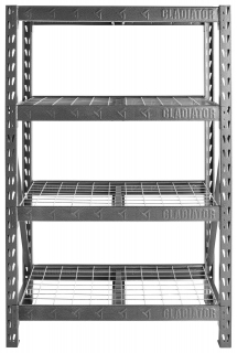 GLADIATOR® Rack regal (BxHxD 122x183x46cm)