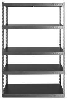GLADIATOR® EZ Connect Rack 5 shelves  122 x 183 x 46 (WxHxD)