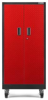 GLADIATOR® GEARBOX CABINET - hoher Schrank Racing Red