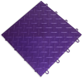 GWE Diamond Purple - 48er- Pack (= 4,47m2)