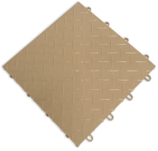 GWE Diamond BEIGE - 48 par pack (= 4,47m2)